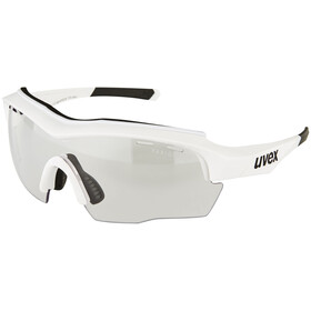 UVEX Sportstyle 104 vario - Lunettes vélo - blanc